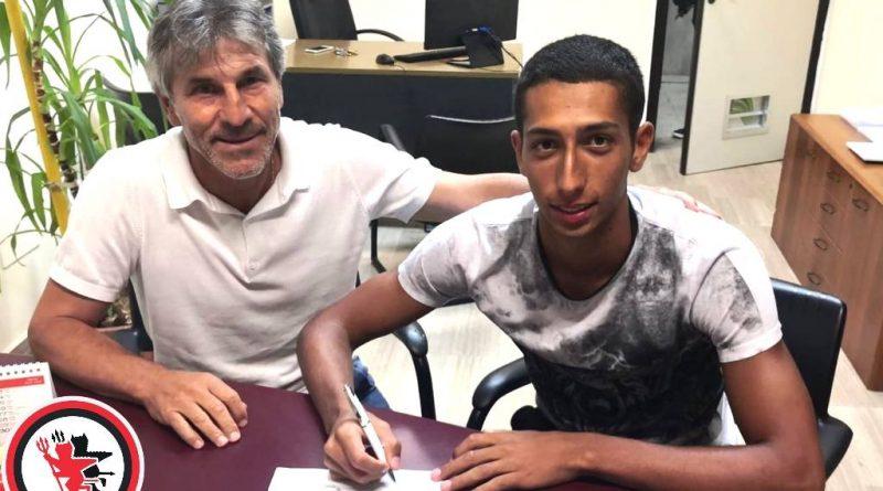 Sadek firma per il Calcio Foggia 1920