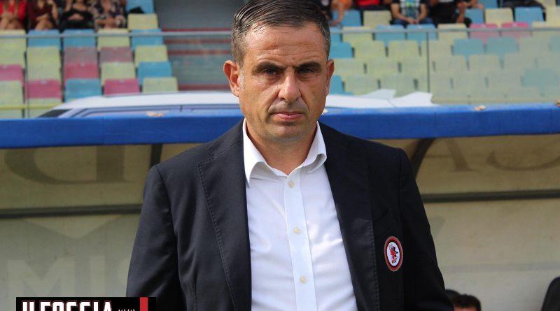 """Corda: """"Gara difficile, il Fasano è la squadra più in salute in questo momento"""""""