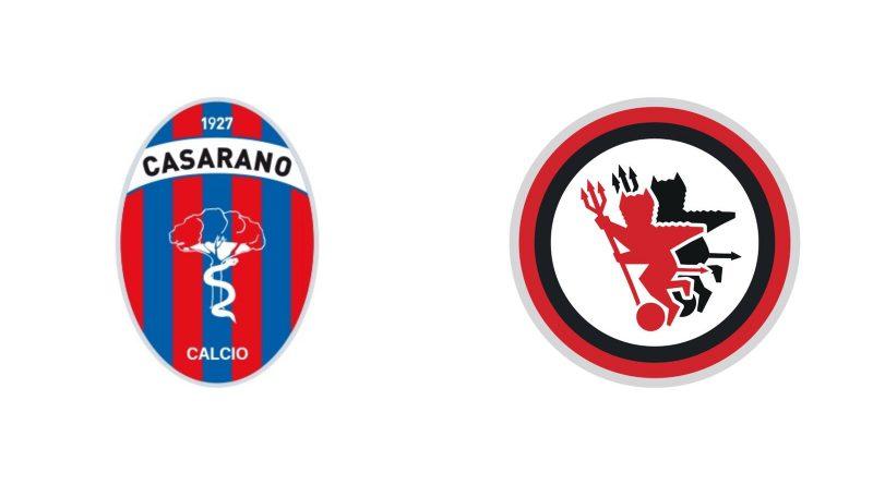 Casarano-Foggia 1-0 risultato finale