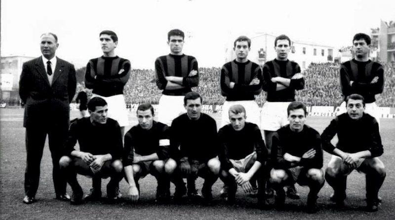 """M'arrecòrde/""""Accadde oggi"""", 4 luglio: 1964, il Foggia gioca la sua prima partita all'estero"""