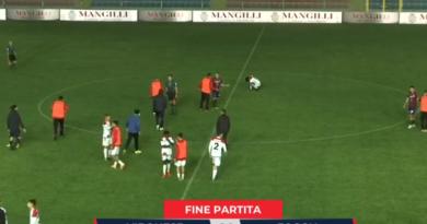 Vibonese – Foggia 1-1, secondo pareggio consecutivo per i satanelli.
