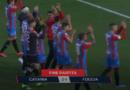 Foggia, non basta Dell'Agnello. Il Catania si impone 2-1.