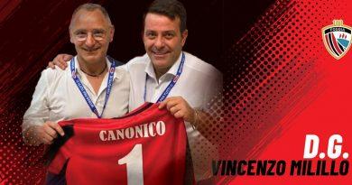 Vincenzo Milillo è il nuovo direttore generale del Foggia
