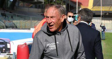 """Foggia, Zeman nel post-derby con il Taranto: """"Come volume di gioco abbiamo giocato tanto"""""""